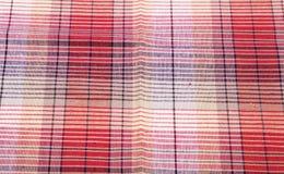 Красочная checkered предпосылка текстуры Стоковые Изображения