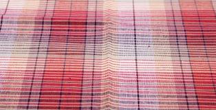 Красочная checkered предпосылка текстуры Стоковая Фотография RF