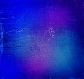 Красочная grungy абстрактная предпосылка стены Стоковая Фотография RF