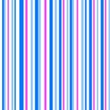 Красочная striped абстрактная предпосылка, переменные нашивки ширины иллюстрация штока