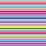 Красочная striped абстрактная предпосылка, переменные нашивки ширины бесплатная иллюстрация