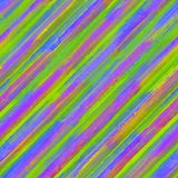 Красочная striped безшовная предпосылка картины Стоковые Изображения