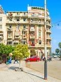 Красочное здание Стоковая Фотография RF