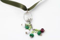 Красочное ожерелье Стоковое Изображение