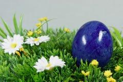 Красочное пасхальное яйцо Стоковое Изображение