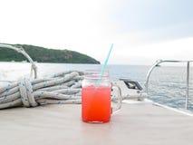 Красочное питье коктеиля Стоковое фото RF