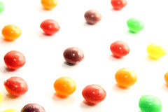Красочное помадок или конфеты Стоковое Фото