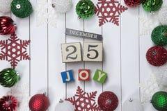 Красочное собрание шариков рождества полезных как картина предпосылки Стоковая Фотография RF