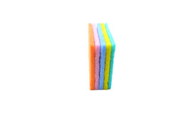Красочное уборщика кухни губок Стоковые Изображения RF