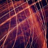 Красочное фото с винтажным влиянием Стоковое Изображение