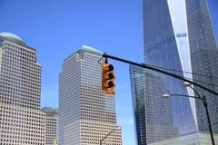 Красочное NYC стоковое фото