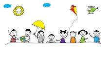 смешные нарисованные картинки семья
