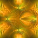 Красочные абстрактные обои фрактали с различной и много форм стоковое изображение