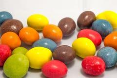 Красочные арахисы Стоковая Фотография RF