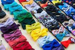 Красочные бабочки для продажи Стоковое Изображение RF