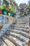 Красочные волшебные сады, Филадельфия, Пенсильвания Стоковая Фотография