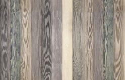 Красочные деревянные планки предпосылки пол цвета слоновой кости текстуры безшовного тимберса Стоковое Изображение