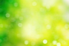 Красочные лето или нерезкость backgound весны иллюстрация вектора