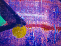 Красочные запачканные абстрактные предпосылка или bokeh стоковое фото rf