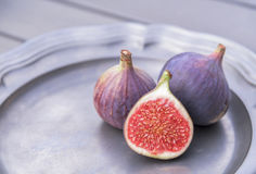 Красочные зрелые смоквы Стоковое фото RF