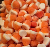 Красочные конфеты студня и студень Стоковые Фотографии RF