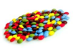 Красочные конфеты Стоковые Изображения RF