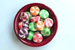 Красочные конфеты Стоковые Изображения