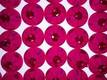 Красочные корейские фонарики Стоковая Фотография