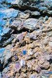 Красочные круглые камни Стоковое Изображение