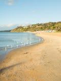 Красочные купая коробки в Mornington на полуострове Mornington Стоковые Фото
