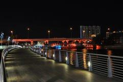 Красочные мосты Стоковое Фото