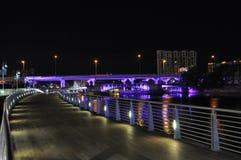 Красочные мосты Стоковое Изображение RF