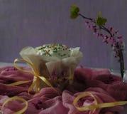Красочные натюрморты с печеньями Стоковые Изображения