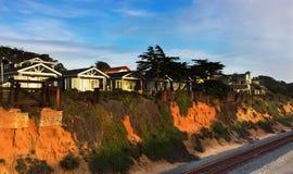 Красочные дома Стоковое фото RF