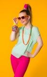 Красочные одежды Стоковые Фотографии RF