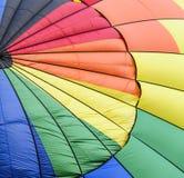 Красочные панели воздушного шара Стоковое Изображение RF