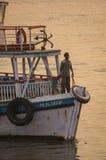 Красочные паромы около ворот к Индии Стоковая Фотография RF