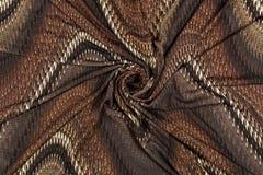 Красочные пестрые ткани Стоковая Фотография RF