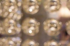Красочные света на красной предпосылке Bokeh праздника абстрактное рождество Стоковые Фото