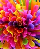 Красочные соломы Стоковая Фотография RF