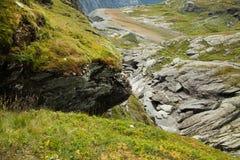 Красочные сцены горы в Норвегии Красивый ландшафт Норвегии, Скандинавии Ландшафт горы Норвегии Стоковая Фотография