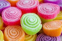 Красочные сладостные конфеты студня Стоковые Фотографии RF