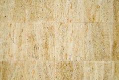 Красочные слябы камня плакирования сброса на стене Стоковая Фотография