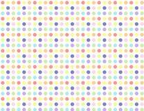Красочные точки Стоковые Фотографии RF