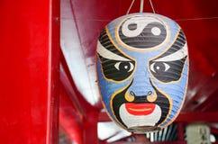 Красочные традиционные японские светлые фонарики Стоковые Изображения