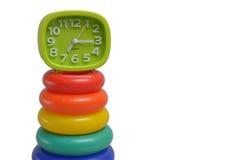Красочные часы Стоковая Фотография RF