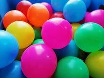 Красочные шарики стоковые изображения