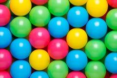 Красочные шарики Стоковые Фотографии RF