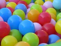 Красочные шарики Стоковое Фото