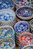 Красочные шары вертикальные Стоковые Фотографии RF